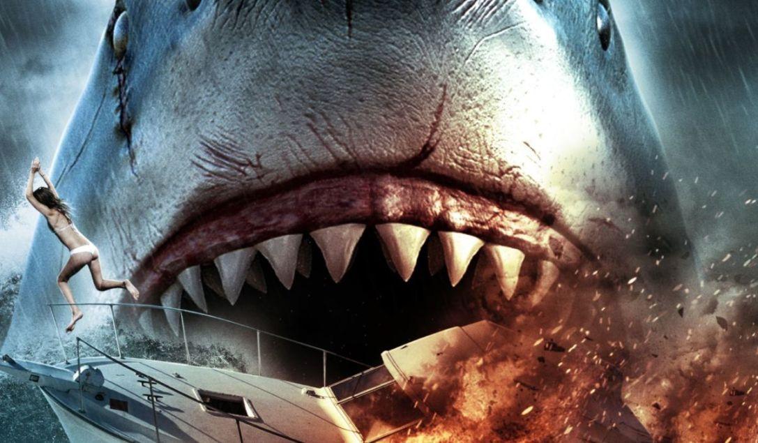 Jurassic Shark movie