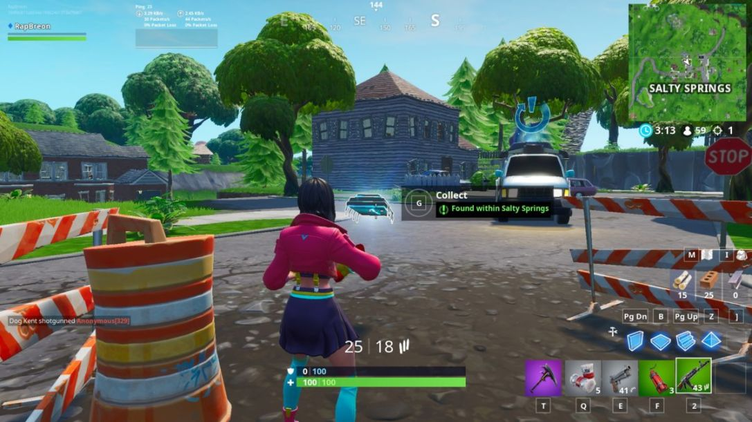 Fortbyte 72 location