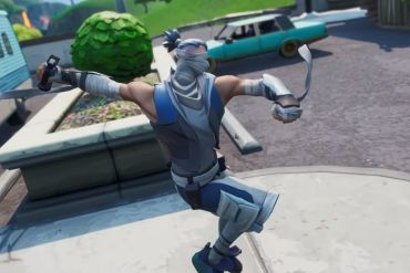 Fortnite Shadow bomb 1