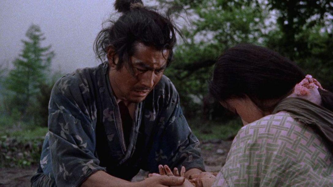 Samurai I Musashi Miyamoto