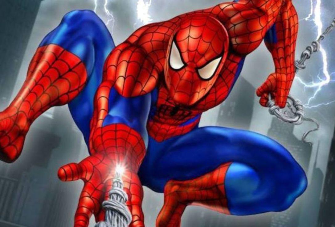 Spider-Man enter electro