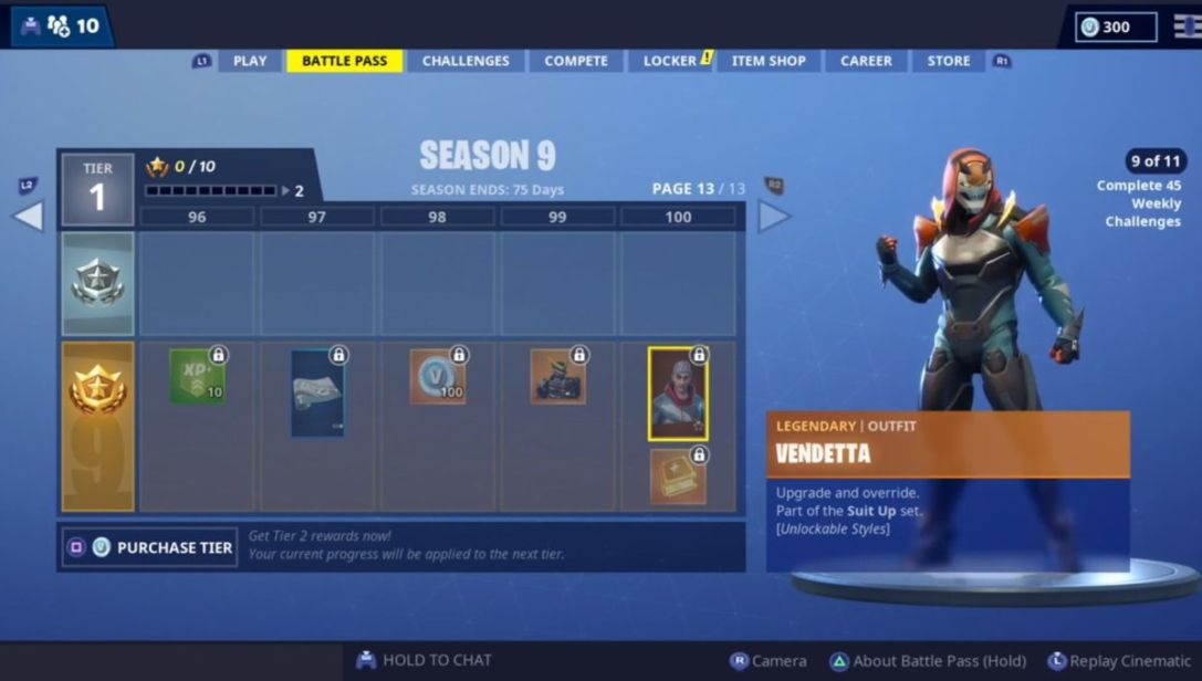 style 6 complete 65 weekly challenges style 7 outlast 10000 opponents style 8 collect 85 fortbytes style 9 complete 45 weekly challenges - jonesy skin fortnite season 9
