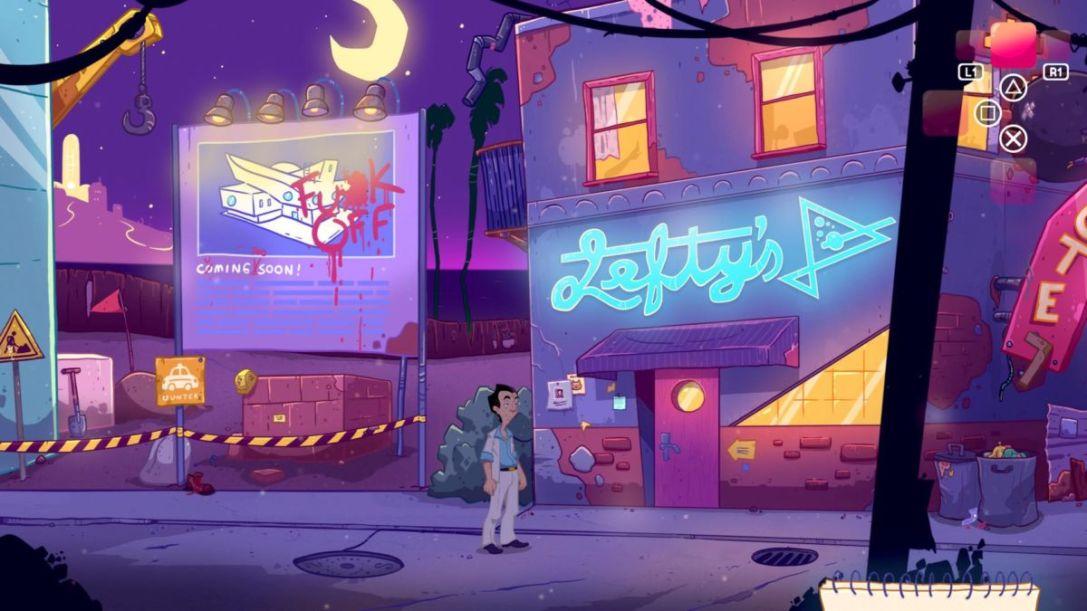 Leisure Suit Larry: Wet Dreams Don't Dry (PS4) REVIEW - Sex