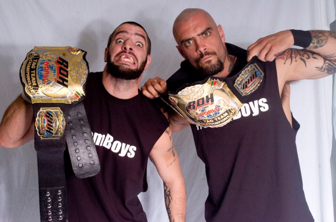 The Briscoe Brothers