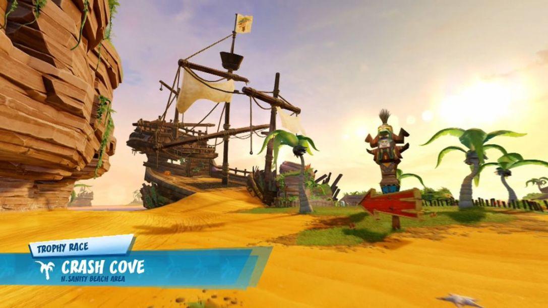 CTR - Crash Cove Title