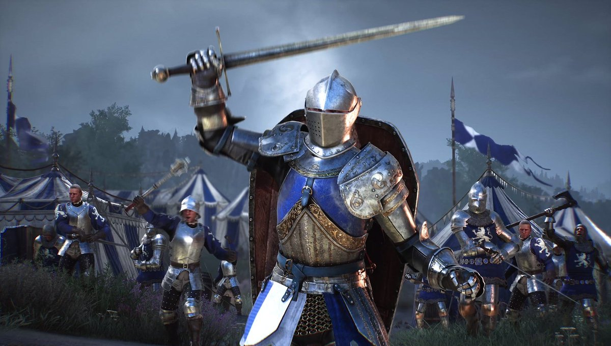 Chivalry 2 Cross-Play and PS5 release leaked