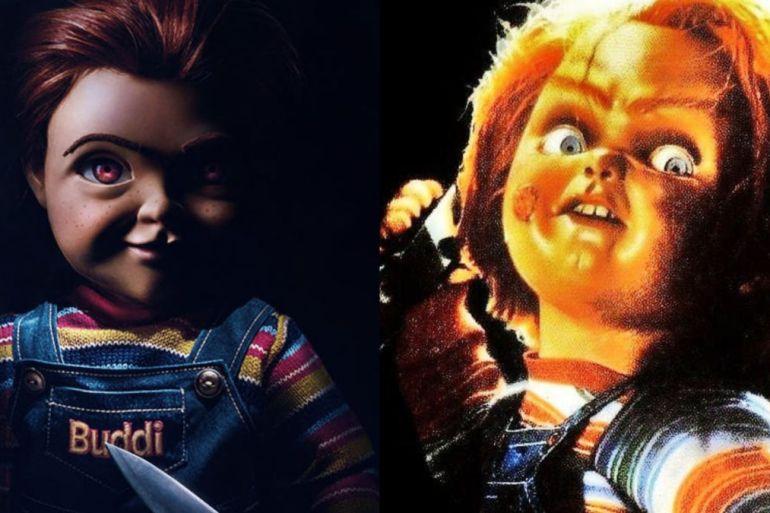 Chucky vs Chucky