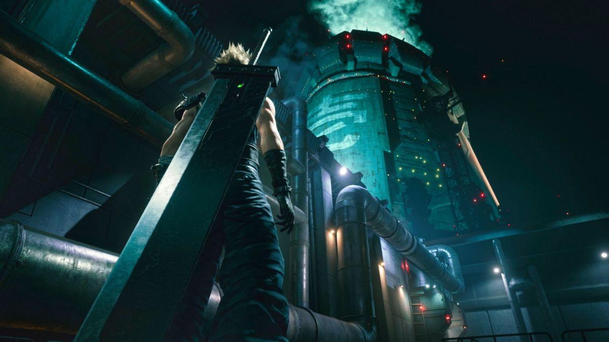 Final Fantasy VII Remake trailer: first look at cross-dressing Cloud