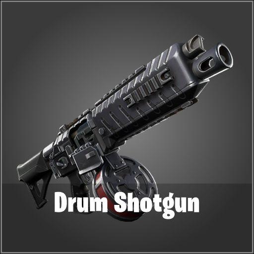 Fortnite Drum Shotgun