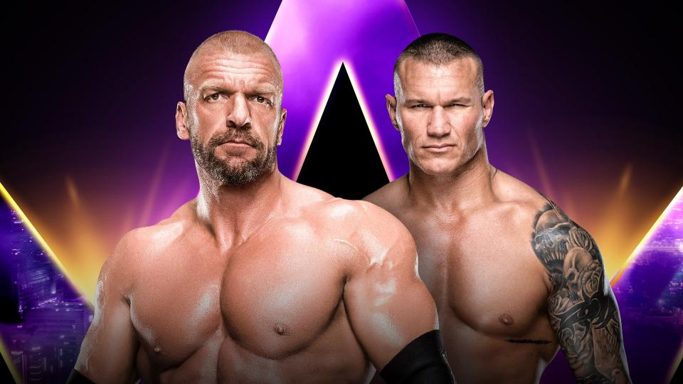 SSD Triple H vs Randy Orton