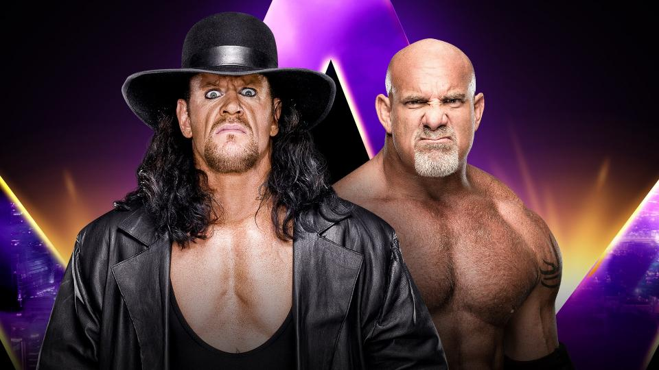 SSD Undertaker vs Goldberg