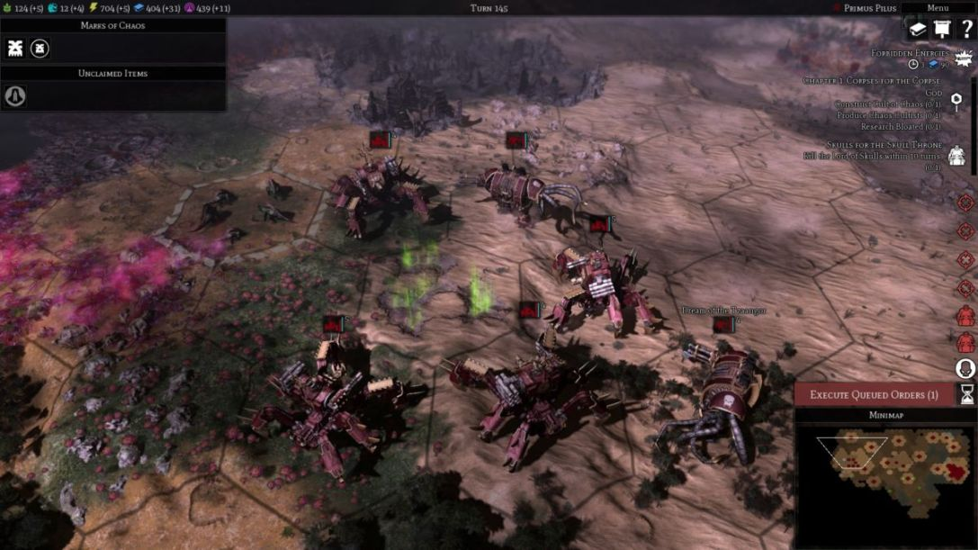A Retrospective Look at Gladius' Content Expansions