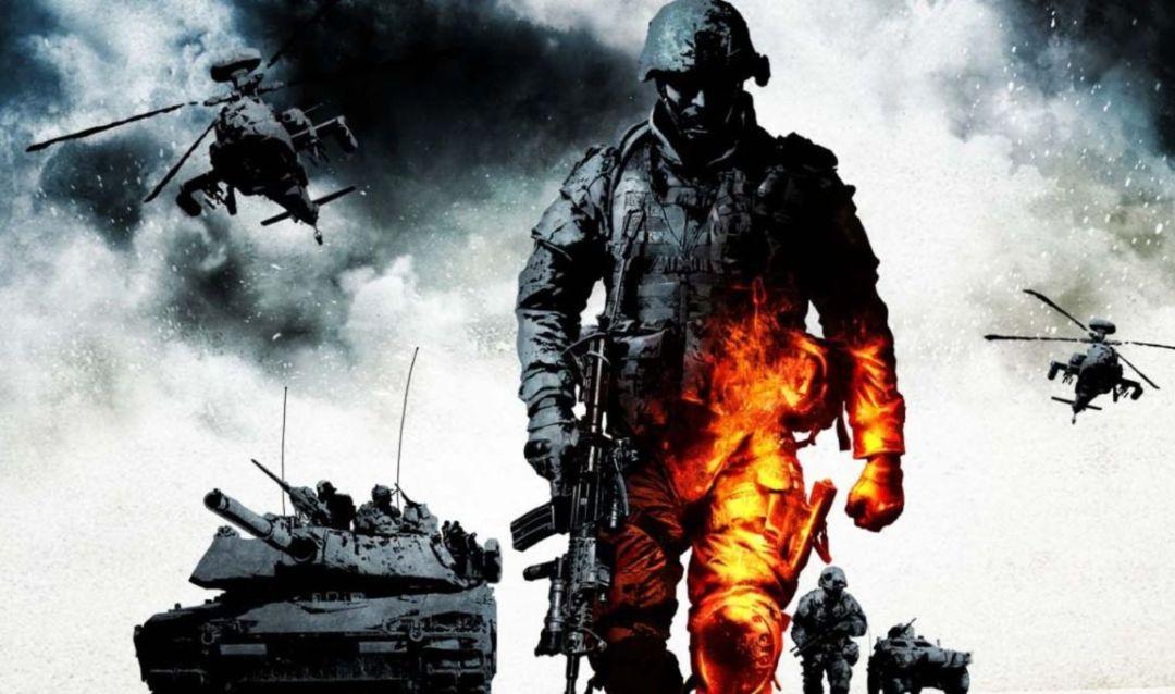 Battlefield Bad company 2 best war games