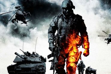 Battlefield Bad company 2 best war games