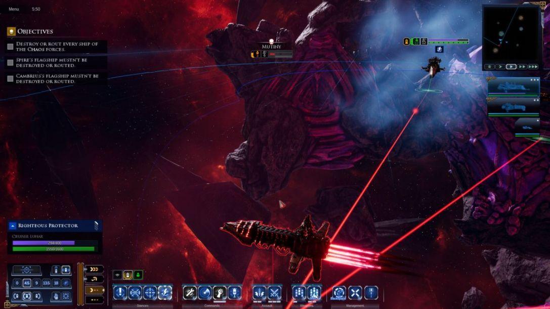 Battlefleet Chaos 1