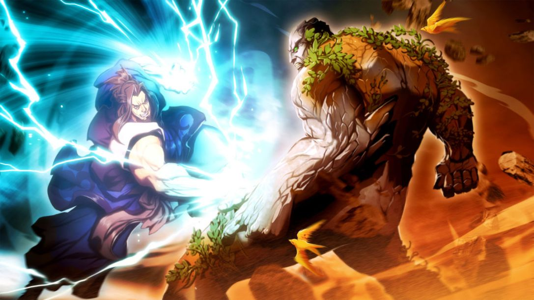 Fantasy Strike game