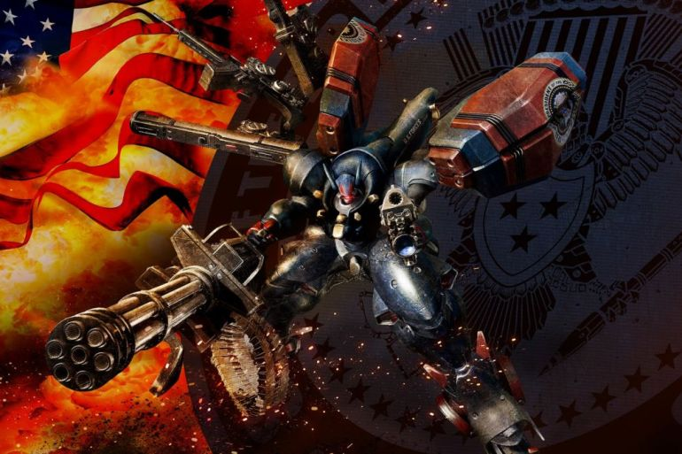 Metal Wolf Chaos