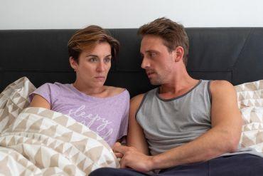 i am nicola Nicola (Vicky McClure) and Adam (Perry Fitzpatrick)