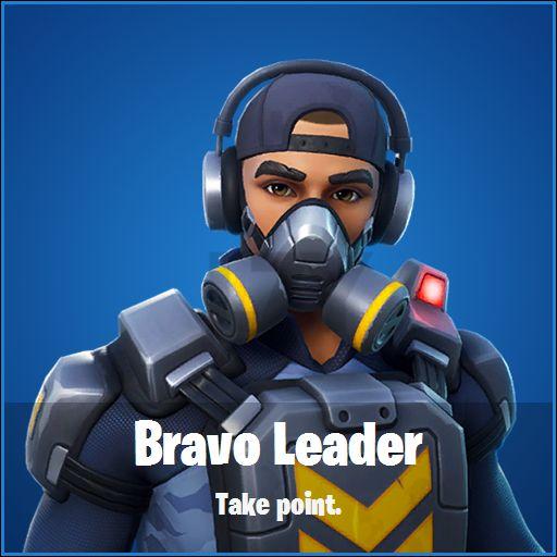 Bravo leader