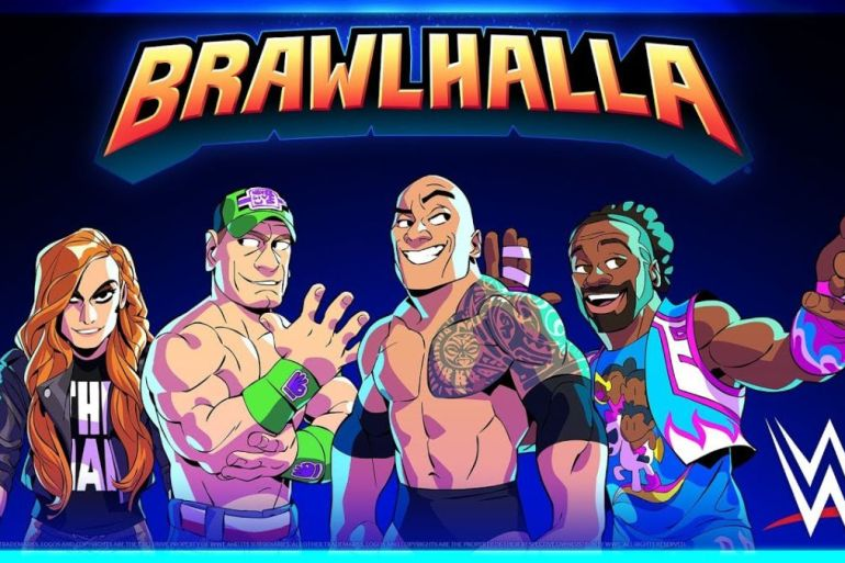 Brawlhalla Now Available On Xbox One And Switch | Cultured