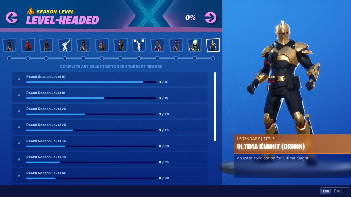 Fortnite Season X Missions Prestige Rewards How They Work