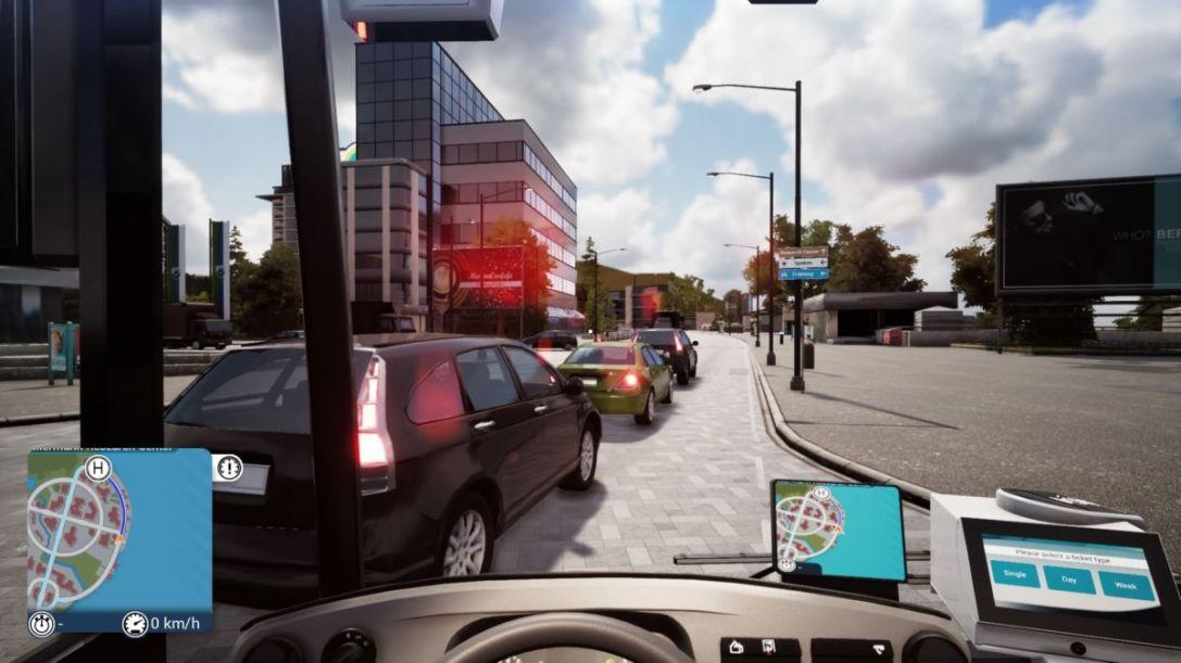 Bus Simulator PS4