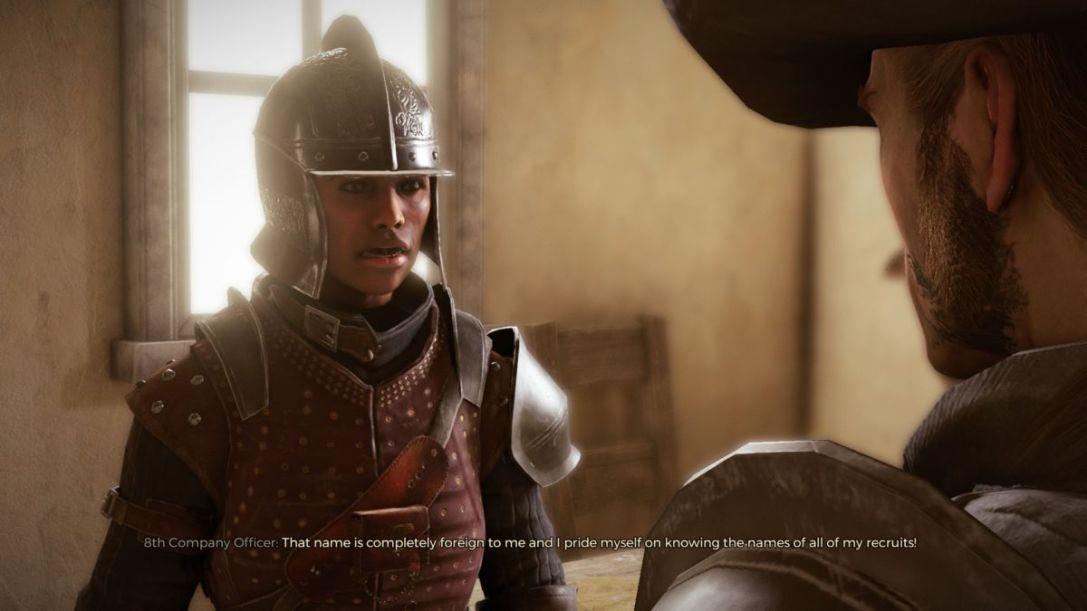 GreedFall armour