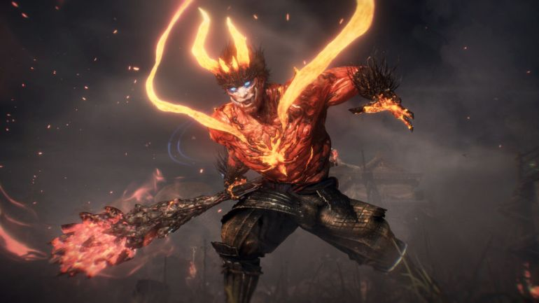 New Nioh 2 Footage Revealed At Tokyo Game Show 2020