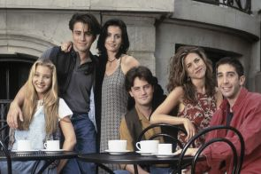 friends courtney cox, david schwimmer, Friends, Jennifer Aniston, lisa kudrow, matt leblanc, matthew perry