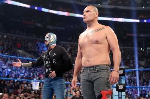Cain Velasquez WWE