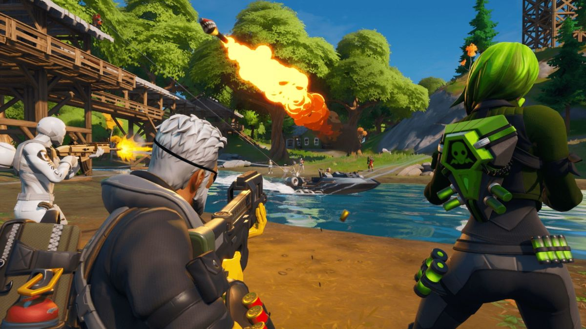 Quiet Place Fortnite Skin The Best Fortnite Place To Land In Chapter 2 Cultured Vultures