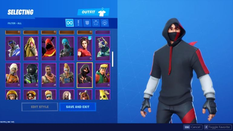 Fortnite S Ikonik Skin Is Being Removed From Some Accounts