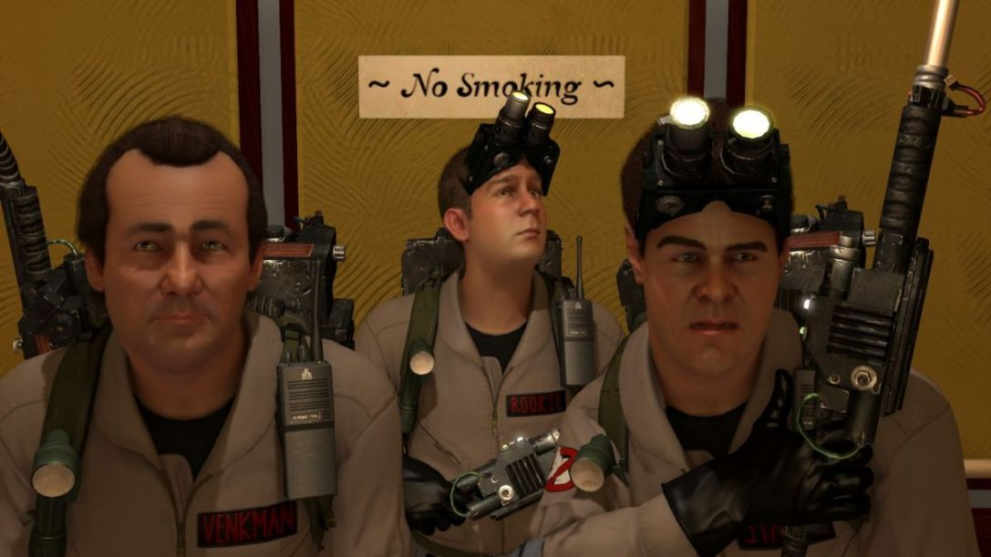Ghostbusters Switch review 7