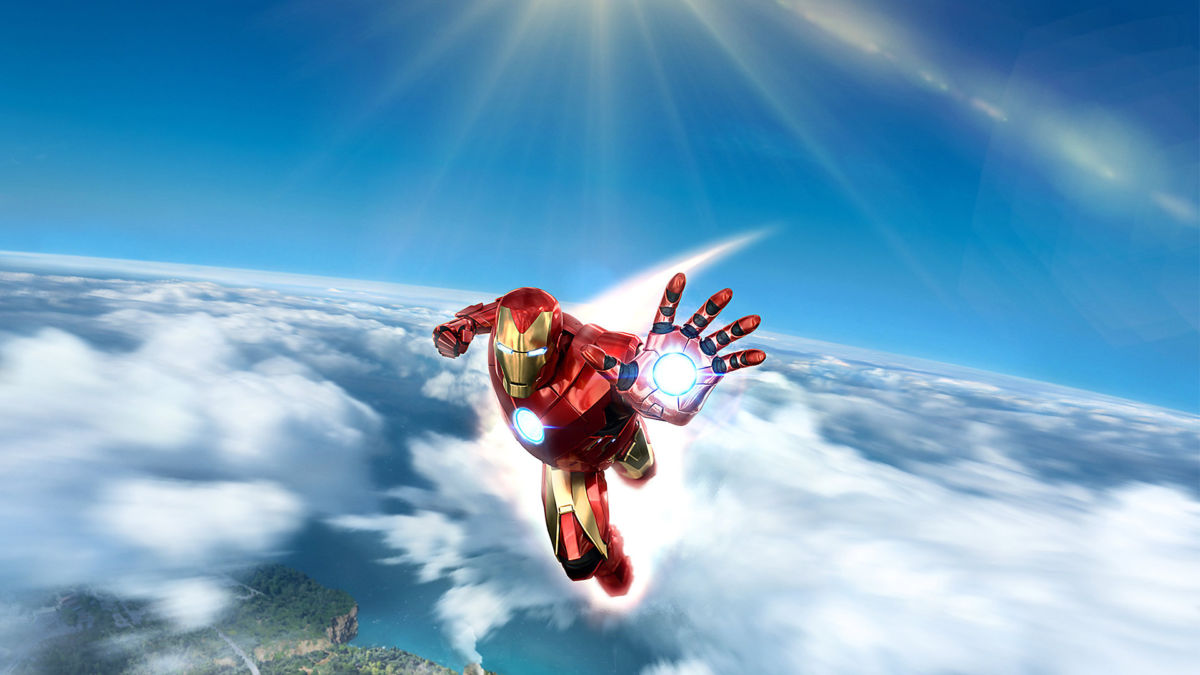 Marvel's Iron Man VR REVIEW - A Virtual Reality Marvel