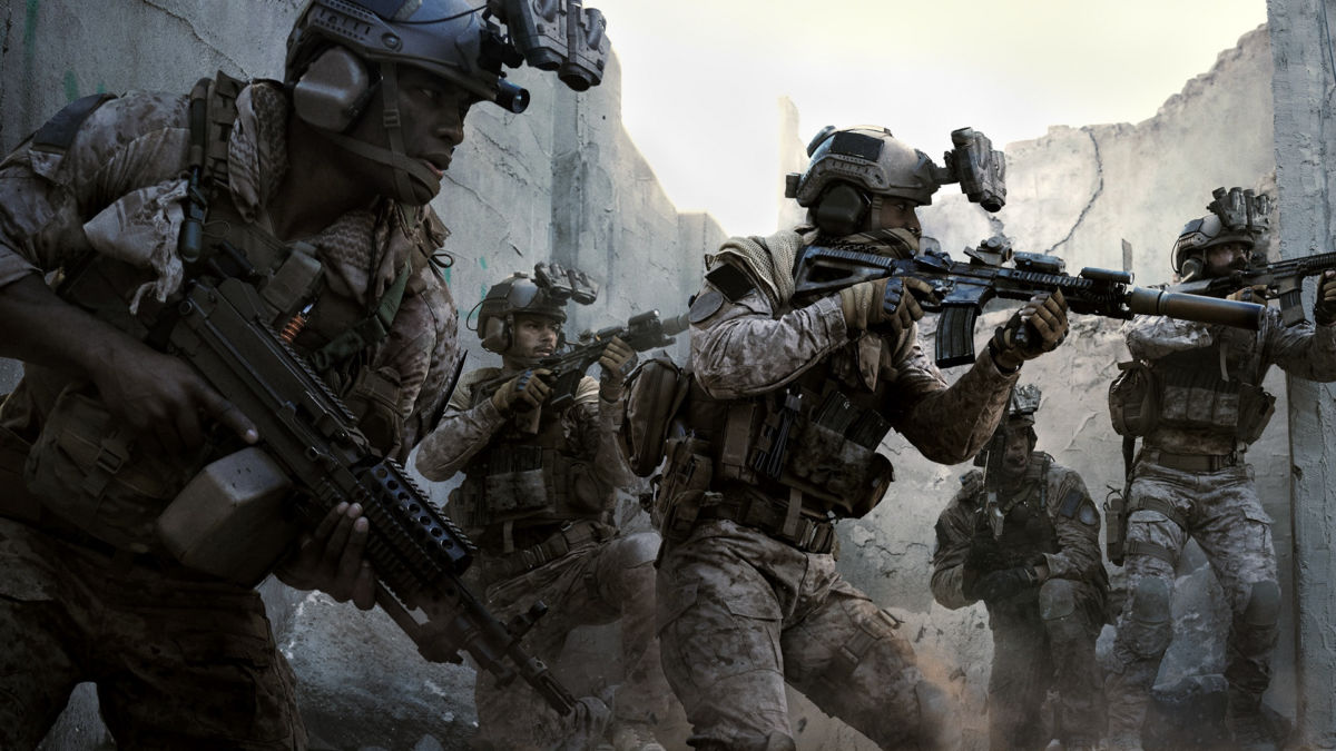 Call Of Duty Modern Warfare Season 3 Leaks Include Maps Modes