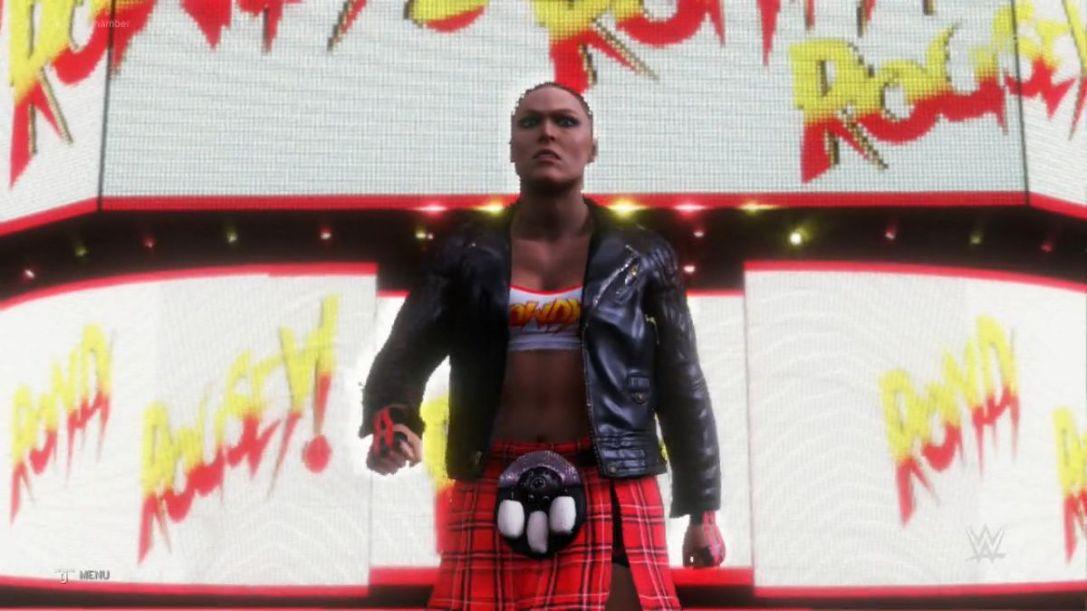 WWE 2K20 1