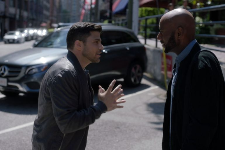 a million little things mixed signals JERRY FERRARA, ROMANY MALCO