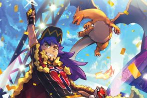Pokemon Sword and Shield 1