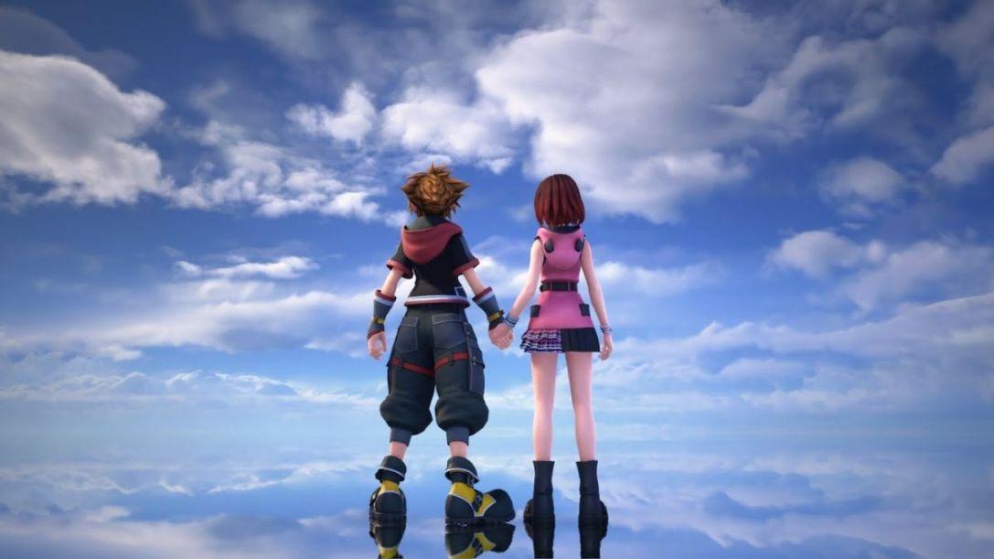 Kingdom Hearts 3: ReMIND