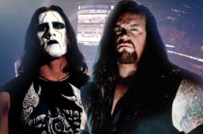 Sting vs The Undertaker