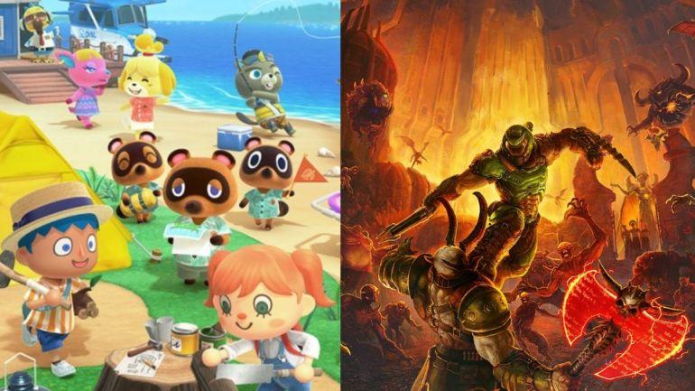 Animal Crossing Doom Eternal