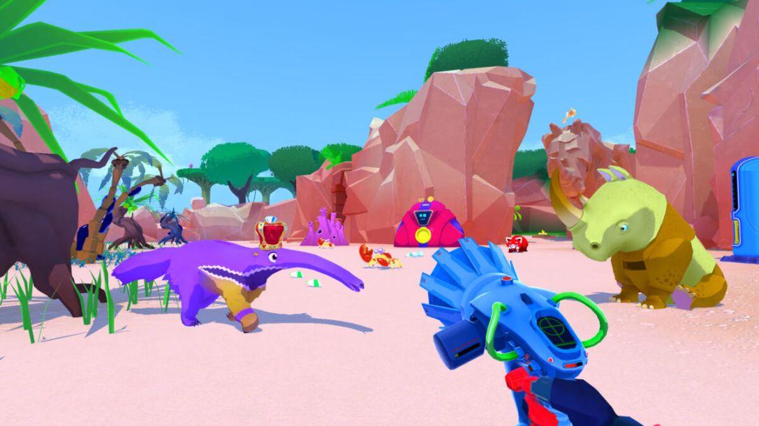 Jeux PS4 gratuits Island Saver