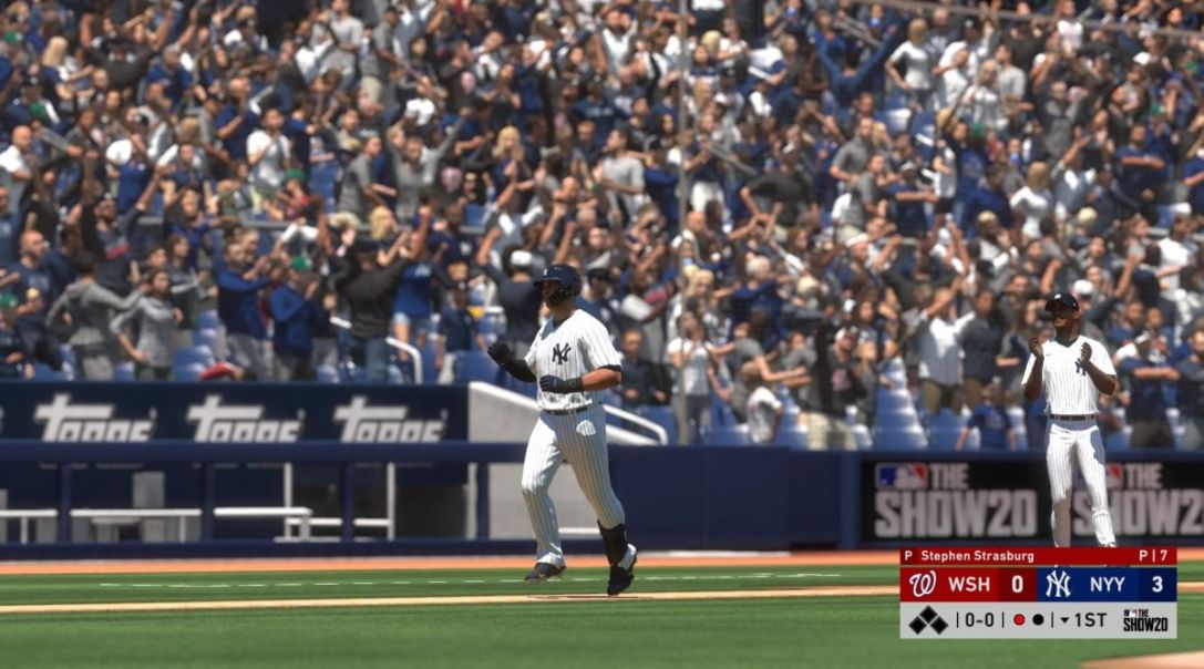 MLB Running