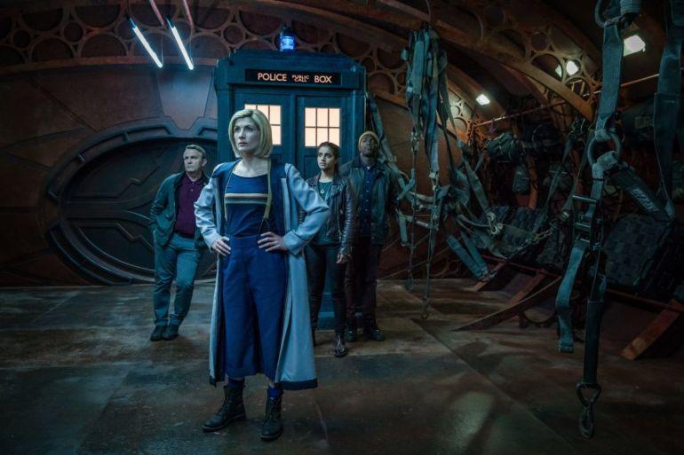 doctor who jodie whittaker bradley walsh