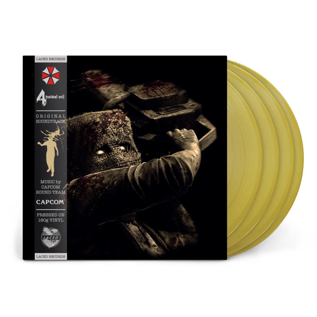 Boris Moncel Resident Evil 4 Vinyl