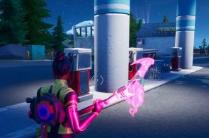 Fortnite Catty Corner Gas