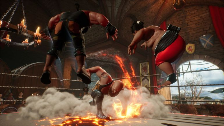 WWE 2K Battlegrounds Big Show