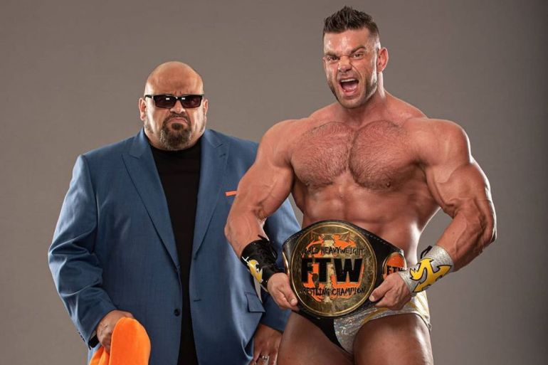 Brian Cage FTW Championship