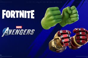 Fortnite Hulk Smashers