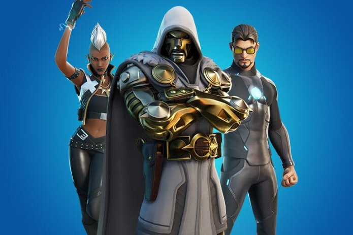 Fortnite Season 4 Doctor Doom